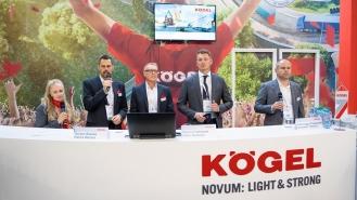 пресс-конференция Kogel на Comtrans2019