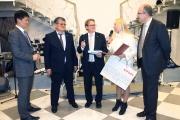 Kögel поздравляет компанию Совтрансавто с 45-ти летним Юбилеем