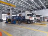 Сервисное обслуживание и ремонт полуприцепов