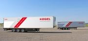 Ассортимент Kögel на Комтранс 2013